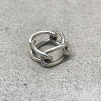 Silver 925 Ring 【CHAIN 】8990