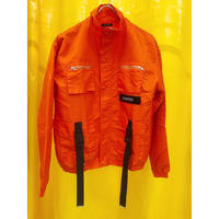 NYLON BELT JACKET