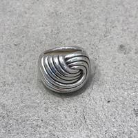 Silver 925 Ring 【UNDULATION】8990