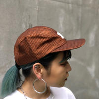 【R-18 】 PATTERN JETCAP / Brown