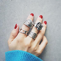 Silver 925 Ring 8990