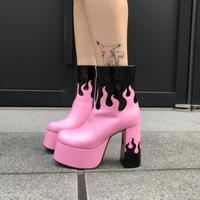 【DOLLS KILL】FIRE BOOTS