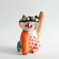 ラファエル・ナバス作 招き猫/小