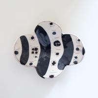 イバタカツエ作 ペダルプレート小皿C