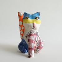 ラファエル・ナバス作 招き猫/A