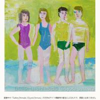 上村亮太「春のプールサイド #3」