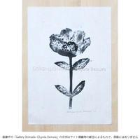 上村亮太 版画「anemone No.2」
