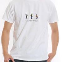松尾一彦 ひとりぼっちのあいつTシャツ【ホワイト】