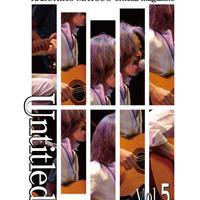 松尾一彦オフィシャルマガジン アーカイブス  『Untitled Vol.5』バックナンバー販売