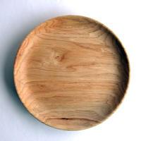椎の木皿 200