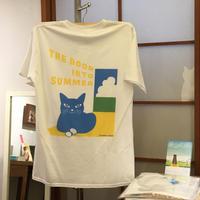 じんのよチコ Tシャツ「夏への扉」