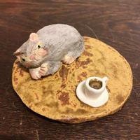 服部京子「ウサギとタンポポコーヒー」