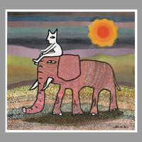 山口マオ「象に乗って」