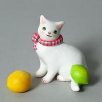 松本浩子「お使いネコさん《レモンとライム》」