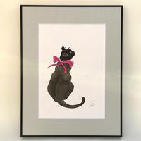 山口真理子 「Ribbon CAT」