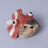 岡村洋子「猫かぶり・めで金」