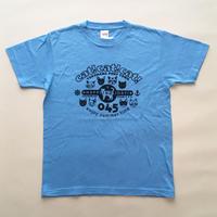 松下カツミ Tシャツ「YOKOHAMA CAT 045」