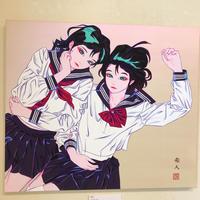 ゆうりとるな YUURI and RUNA