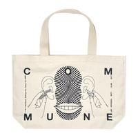 Ed Davis × gallery commune Tote Bag [Natural]