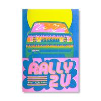 """""""Rally 2"""" - Annu Kilpelainen"""