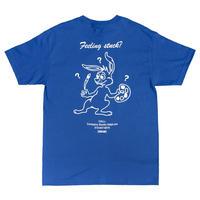 HELPLINE Tshirt [ROYAL] by Chaz Bear (Toro y Moi)