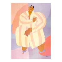 """Pajama"" Riso Print by Lilian Martinez [プリントのみ]"