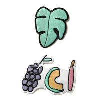"""Patch Set """"Leaf and Fruit"""" - bfgf"""