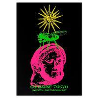 """""""commune"""" Screen Print by Ed Davis [プリントのみ]"""