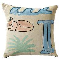"Pillow ""Wave"" - bfgf"