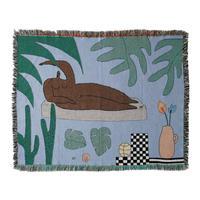 """Mini Blanket """"Clay Court"""" - bfgf"""