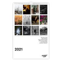 Deadbeat Club 2021 Calendar