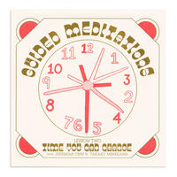 """The Smudge  / Guided Meditations - Lesson Two: Time You Can Change [7"""" Flexi-Disc]"""