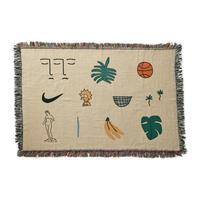 """Mini Blanket """"WWA Horizontal"""" - bfgf"""