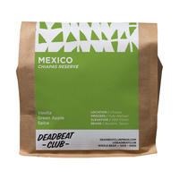 "Deadbeat Club Coffee ""MEXICO"""