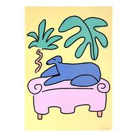 """Coco"" Screen Print by Lilian Martinez [プリントのみ]"