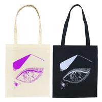 Heather Benjamin × gallery commune Tote Bag [Natural / Black]