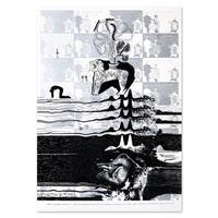 """Blanket Show"" Screen Print by Ed Davis [プリントのみ]"