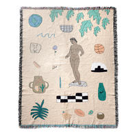 "Regular Blanket ""Various Stage"" - bfgf"