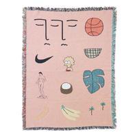 """Mini Blanket """"WWA"""" - bfgf"""