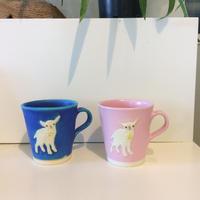 子ヤギマグカップ