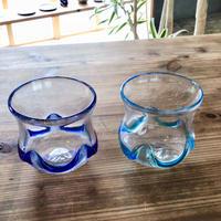 【琉球ガラス】波線丸グラス 匠工房