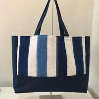 【花藍舎】琉球藍トートバッグ