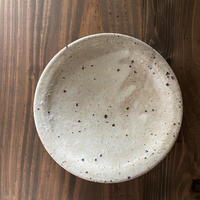【沖縄のやちむん】粉引 5寸皿