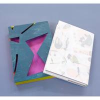 常田泰由 / Woodblock book case bc_02