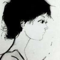 Eve(銅版画)