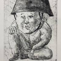 ジェームズ(銅版画)