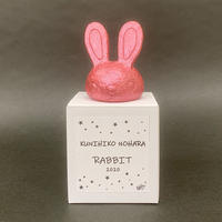 野原邦彦 KUNIHIKO NOHARA gallery UG20周年記念マルチプルワークス ウサギ
