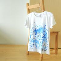 手描きTシャツ(Mサイズ・フルペイント) 〔おとと〕
