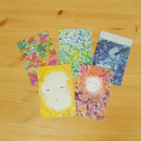gama da gama アートポストカード(5種)