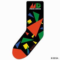 メガドライブ  ソックス -MID-